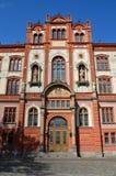 Rostock universitet, Rostock Tyskland Tom Wurl Royaltyfri Fotografi