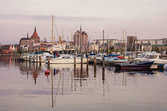 Rostock Royalty Free Stock Image