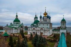 rostov Ρωσία Εικόνα της αρχαίας πόλης του Ροστόφ, άποψη Στοκ Φωτογραφία