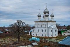 rostov Ρωσία Εικόνα της αρχαίας πόλης του Ροστόφ, άποψη Στοκ Φωτογραφίες