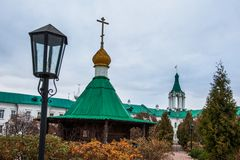 rostov Ρωσία Εικόνα της αρχαίας πόλης του Ροστόφ, άποψη Στοκ Εικόνες
