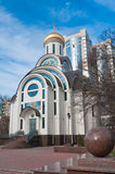 Rostov church Stock Photos