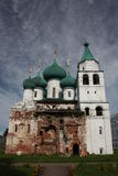 Rostov. Convento do esmagamento de Avraamiev. Imagens de Stock Royalty Free