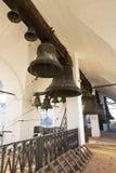 Rostov das große Bell-Dachboden der Annahme-Kathedrale Stockbilder