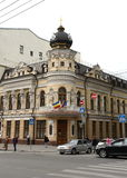 Rostov-On-Don - a cidade a maior no sul da Federação Russa, o centro administrativo de Rostov Oblast Bolshaya S fotografia de stock