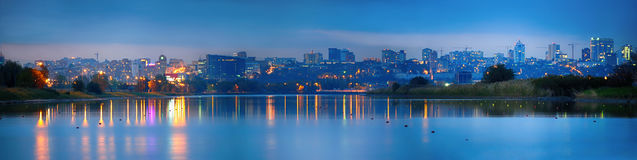 Rostov-on-Don. Russia. Panarama Royalty Free Stock Photo