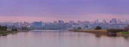 Rostov-on-Don. Russia. Panarama Royalty Free Stock Photo