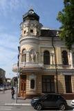 Rostov Don - wielki miasto w południe federacja rosyjska administracyjny centrum Rostov Oblast Bolshaya S fotografia royalty free