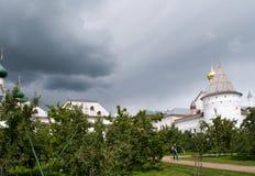 Rostov el grande, el Kremlin Foto de archivo libre de regalías