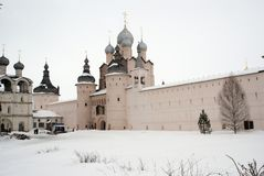 rostov grand kremlin Image libre de droits