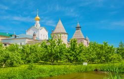 Rostov the Great Stock Image