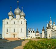Rostov The Great Royalty Free Stock Photo