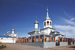 Rostov The Great. The Church of St. Nicholas Stock Images