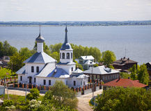 Rostov The Great. The Church of St. Nicholas Royalty Free Stock Photo