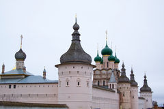 Rostov the Great. Kremlin Stock Image