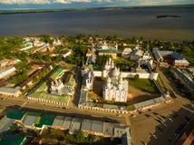 Rostov the Great Kremlin Stock Images