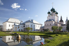 Rostov The Great. The Kremlin Royalty Free Stock Images