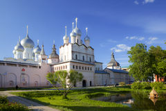 Rostov The Great. The Kremlin Stock Images