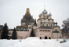 Rostov the Great. Kremlin Stock Photography