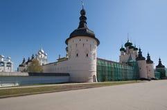 Rostov The Great kremlin Royalty Free Stock Photo