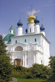 Rostov the Great Saviour Yakovlevsky monastery Conception Church Royalty Free Stock Photo