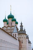 Rostov Groot. Het Kremlin royalty-vrije stock fotografie