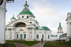 Rostov het Kremlin Stock Foto