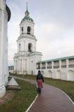 Rostov het Kremlin Stock Afbeeldingen