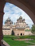 Rostov il grande. Kremlin Fotografia Stock Libera da Diritti