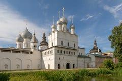 rostov kremlin Золотое кольцо России стоковое фото rf