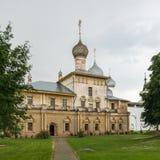 rostov kremlin Золотое кольцо России стоковое фото