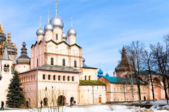 Rostov Kremlin Stock Photos