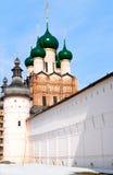 Rostov Kremlin Royalty Free Stock Photo