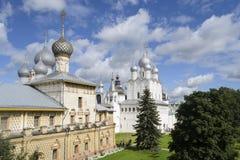 Rostov Kremlin Immagini Stock