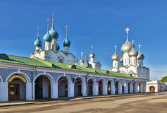 Rostov Kremlin Royalty Free Stock Photo