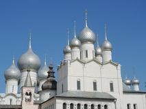 Rostov Kremlin. Church of the Resurrection Stock Photos