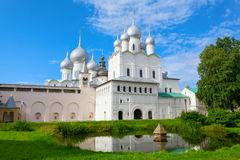 Rostov Kremlin Stock Photography