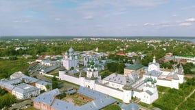 Rostov Kremlin, Rusia metrajes