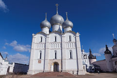 Rostov Kremlin, Russia Stock Photography