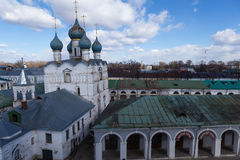Rostov Kremlin, Russia Royalty Free Stock Photography