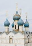 Rostov Kremlin Royalty Free Stock Images