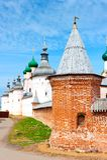 Rostov Kremlin Stock Photography