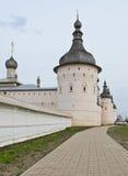 Rostov Kremlin Royalty Free Stock Photos
