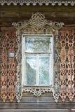 Rostov o grande Janela com arquitraves cinzeladas Foto de Stock