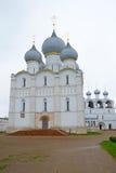 Rostov, Rusland - kan, 05, 2016: Het Kremlin Stock Foto's