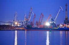Rostov universalport Rostov-On-Don Ryssland Royaltyfri Foto