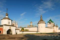 Rostov Velikiy: Kremlin Stock Photography