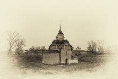 Rostov Veliky, the Church of the Transfiguration Royalty Free Stock Photography