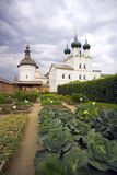 Rostov Veliky Kremlin, the Church of St. Gregory the theologian Royalty Free Stock Images