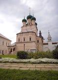 Rostov Veliky Kremlin, the Church of St. John the Evangelist Royalty Free Stock Image